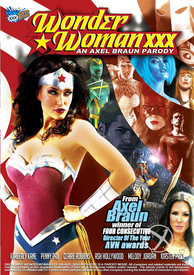 Wonder Woman Xxx Parody